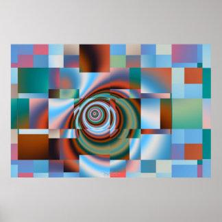 Tin Maze Poster