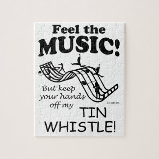 Tin Whistle Feel The Music Puzzle