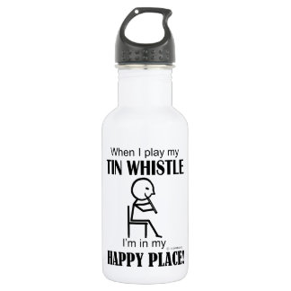 Tin Whistle Happy Place 532 Ml Water Bottle