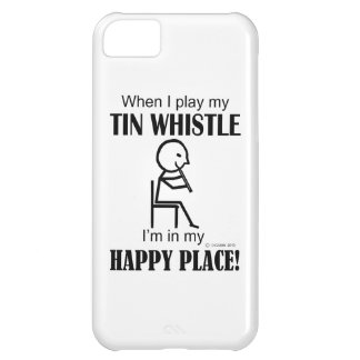 Tin Whistle Happy Place Case For iPhone 5C