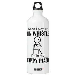 Tin Whistle Happy Place SIGG Traveller 1.0L Water Bottle