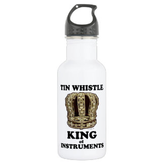 Tin Whistle King of Instruments 532 Ml Water Bottle