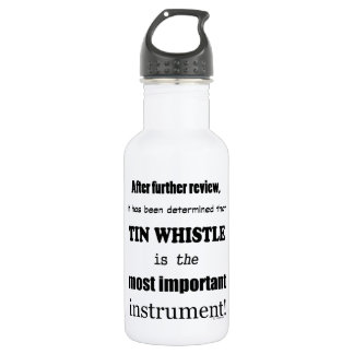 Tin Whistle Most Important Instrument 532 Ml Water Bottle
