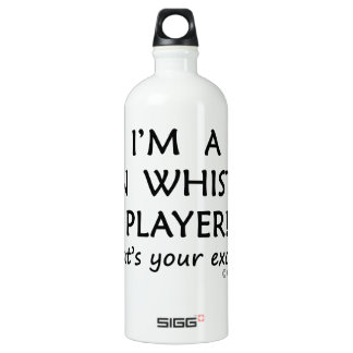 Tin Whistle Player Excuse SIGG Traveller 1.0L Water Bottle