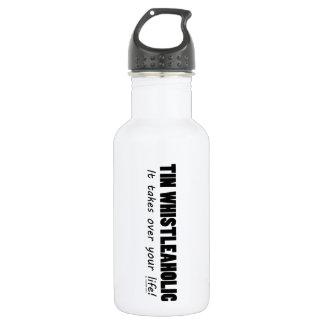 Tin Whistleaholic Life 532 Ml Water Bottle