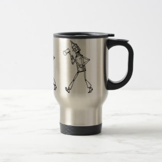 Tin Woodsman Coffee Mug