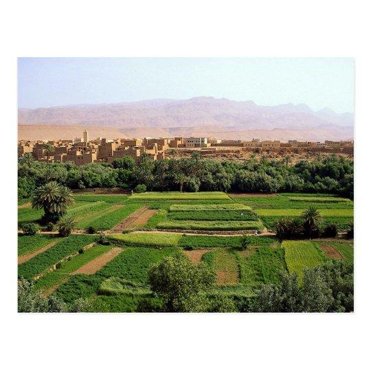 Tinerhir, Morocco Postcard