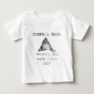 Tinfoil hats. .keeping you safe t-shirts