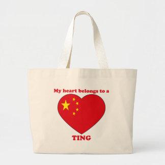 Ting Jumbo Tote Bag
