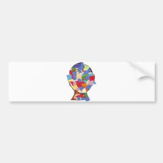 Tinger pm -Annika M Bumper Stickers