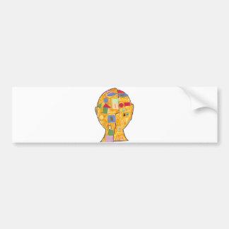 Tinger pm -Justin R Bumper Stickers