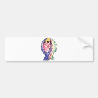 Tinger pm -Moira T Bumper Sticker