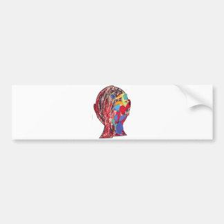 Tinger (pm)-Phoenix D Bumper Sticker