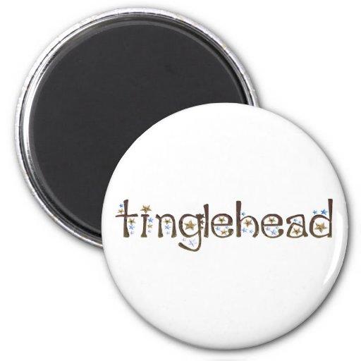 Tinglehead Magnet