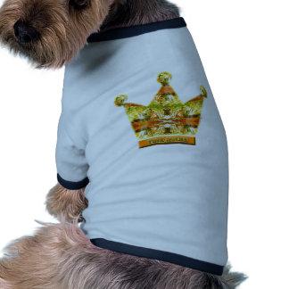 Tink Rules Fairytale Art by Deprise Ringer Dog Shirt