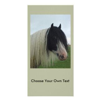 Tinker Portrait Customized Photo Card