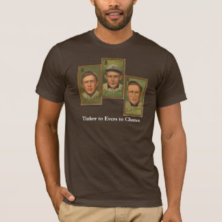Tinker to Evers to Chance T-Shirt