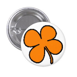 Tink's Orange Clover Collection Pin
