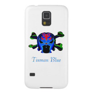 TINMAN BLUE Icon : Amusing Funny Cartoon Galaxy S5 Cases