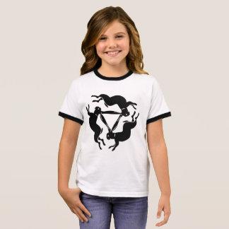 Tinner's Rabbit Ringer T-Shirt