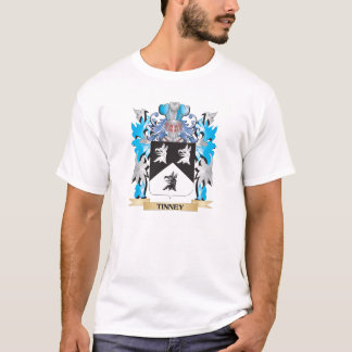 Tinney Coat of Arms - Family Crest T-Shirt