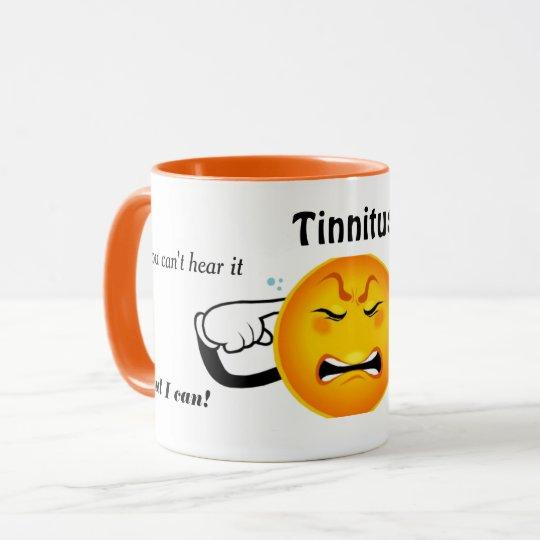 Tinnitus Awareness Mug