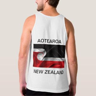 Tino Rangatiratanga flag aotearoa new zealand Tank Top