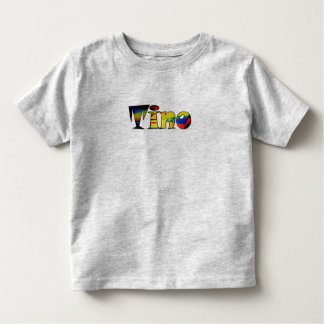 Tino Toddler Fine Jersey T-Shirt