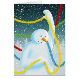 Tinsel Tangle Cards