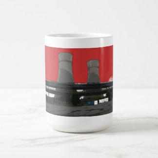 Tinsley Towers Basic White Mug