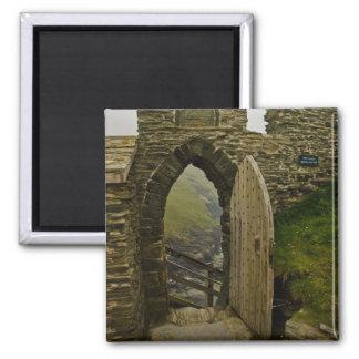 Tintagel Castle Magnet