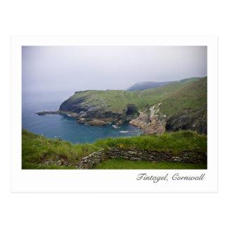 Tintagel, Cornwall Postcard