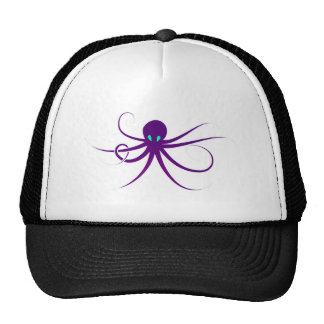 Tintenfisch Oktopus Krake octopus kraken Retro Cap