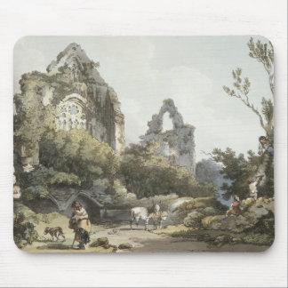 Tintern Abbey, from 'The Romantic and Picturesque Mouse Mat
