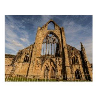 Tintern Abbey Postcard
