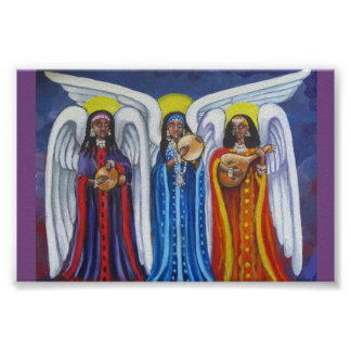 Tiny Angel Music Trio Poster