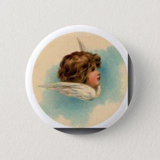 tiny-angels-tn-7 6 cm round badge