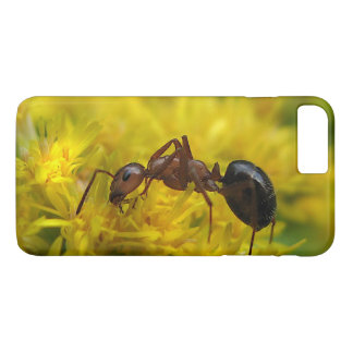 Tiny Ant on Goldenrod iPhone 7 Plus Case