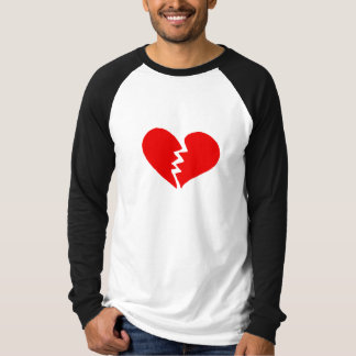 Tiny Broken Heart T-Shirt