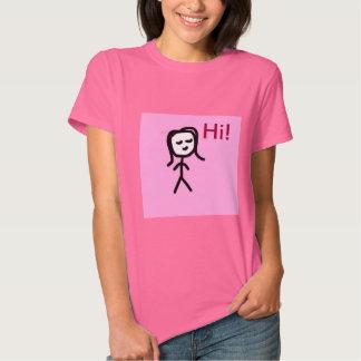 Tiny but BAD-ASS T-shirt for Petites