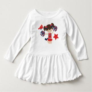 Tiny Cheerleader Girl Dress