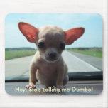Tiny Chihuahua Mousepad