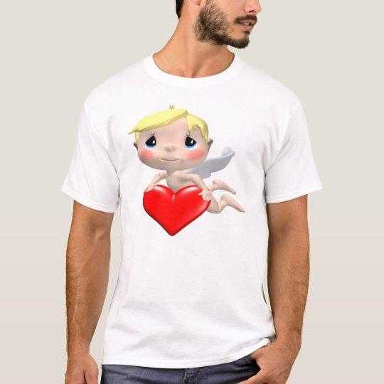 Tiny Cupid Valentines T-Shirt