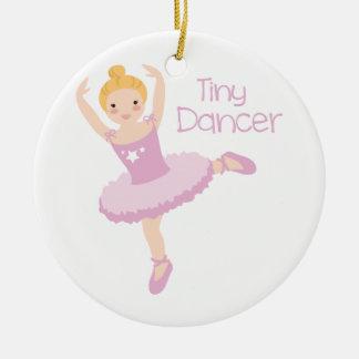 Tiny Dancer Christmas Ornament