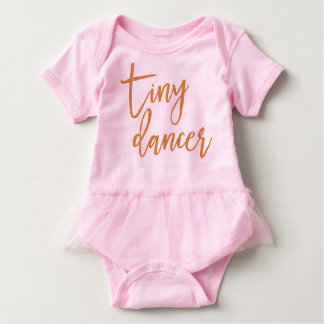 Tiny Dancer tutu bodysuit