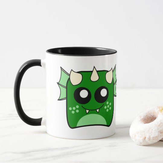Tiny Dragon Mug