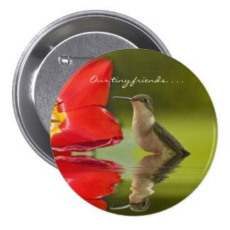 Tiny Friends 7.5 Cm Round Badge