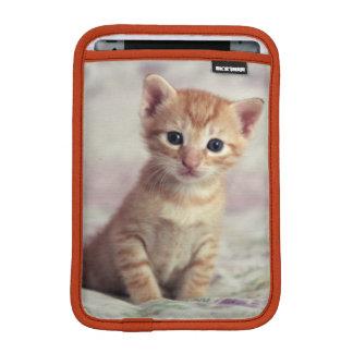 Tiny Ginger Kitten iPad Mini Sleeve