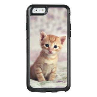 Tiny Ginger Kitten OtterBox iPhone 6/6s Case