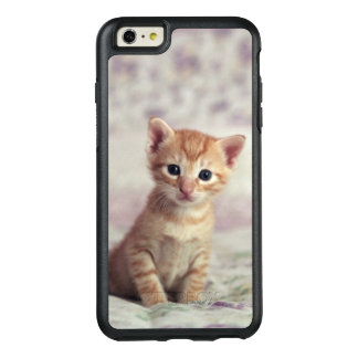 Tiny Ginger Kitten OtterBox iPhone 6/6s Plus Case